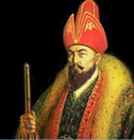 Хан Есим (1598-1628 гг.)