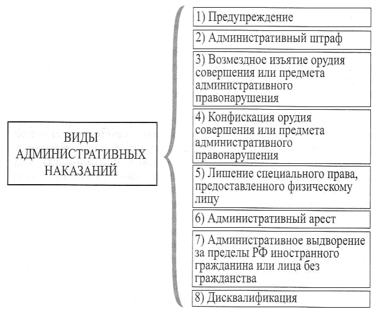 семей таблица виды обществознание